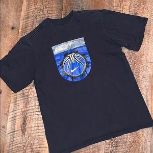 Nike Basketball Shirt Youth Large